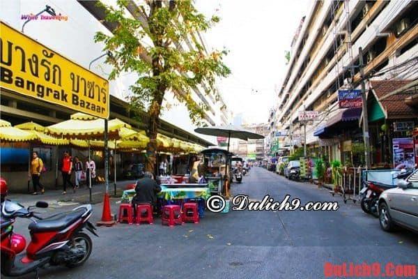 Mua hàng dễ dàng hơn với giá rẻ và chất lượng tốt nhất khi du lịch Thái Lan - Địa điểm mua sắm giá rẻ ở Bangkok, Thái Lan