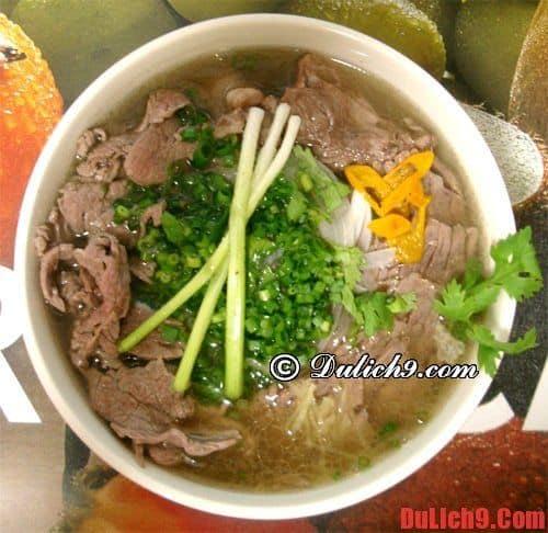 Phở- ẩm thực Hà Nội