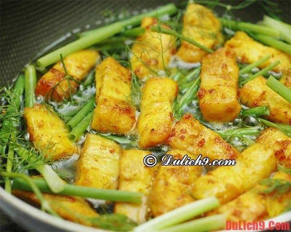 Chả cá Lã Vọng – món ăn đặc trưng của người Hà Thành