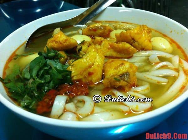 Bánh canh - đặc sản Huế nổi tiếng nhất: Món ẩm thực truyền thống đặc sắc ở Huế