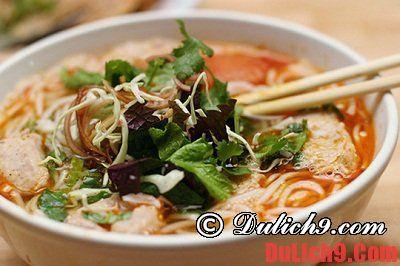 Món ngon khi du lịch Nha Trang nên thử