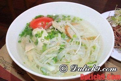 Món ngon không thể bỏ qua khi du lịch Nha Trang