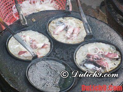 Top những món ăn ngon, bổ, rẻ ở Nha Trang