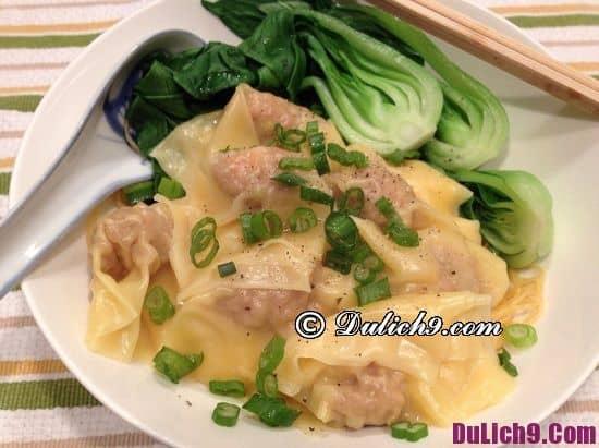 Các món ăn ngon rẻ ở Sài Gòn