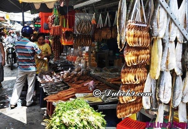 Mua sắm ở Sài Gòn nên mua gì, ở đâu?