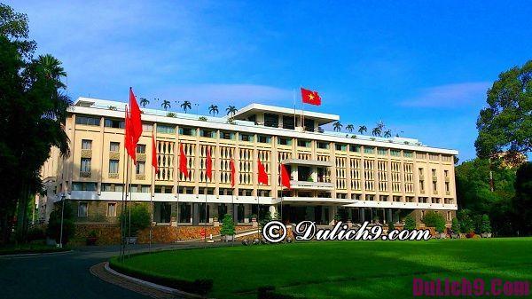 Du lịch Sài Gòn nên đi đâu?