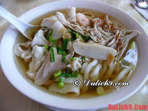Du lịch Nha Trang ghé những địa chỉ ăn uống cực ngon
