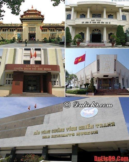 Du lịch Sài Gòn 2015 hãy ghé thăm 3 địa điểm lịch sử nổi tiếng