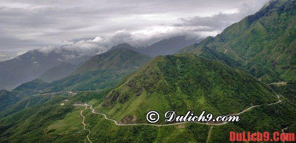 Núi Hàm Rồng: Điểm đến không thể không đi khi du lịch Sapa