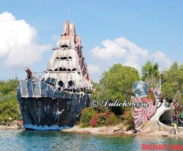 Tập hợp những điểm thăm quan du lịch tuyệt vời nhất Nha Trang
