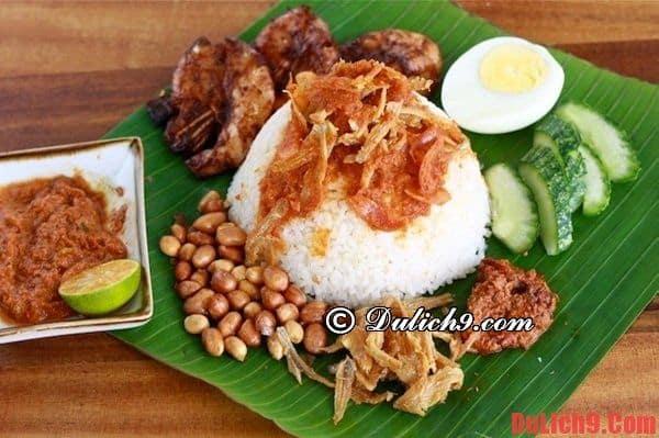 Món ăn sáng không thể bỏ qua khi du lịch Singapore