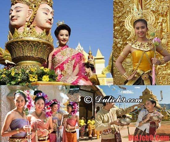 Những lưu ý khi du lịch Thái Lan về giao tiếp, văn hóa