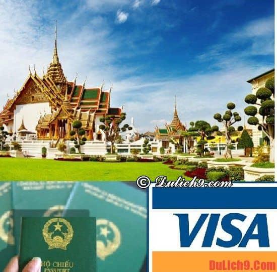 Du lịch Thái Lan cần có visa: đúng hay sai?