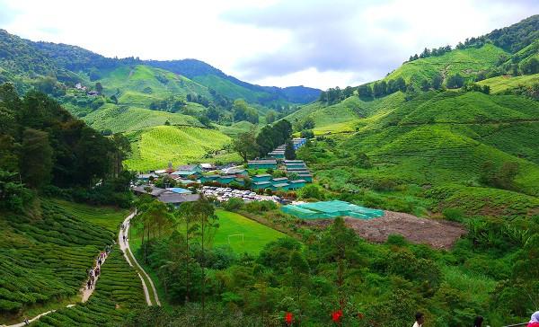 Du lịch Malaysia nên đi đâu tham quan, vui chơi? Danh lam thắng cảnh đẹp, nổi tiếng ở Malaysia