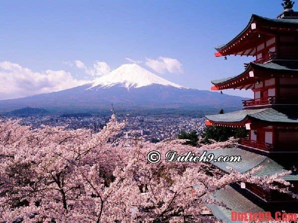 Bỏ túi cẩm nang du lịch Nhật Bản Từ A-Z