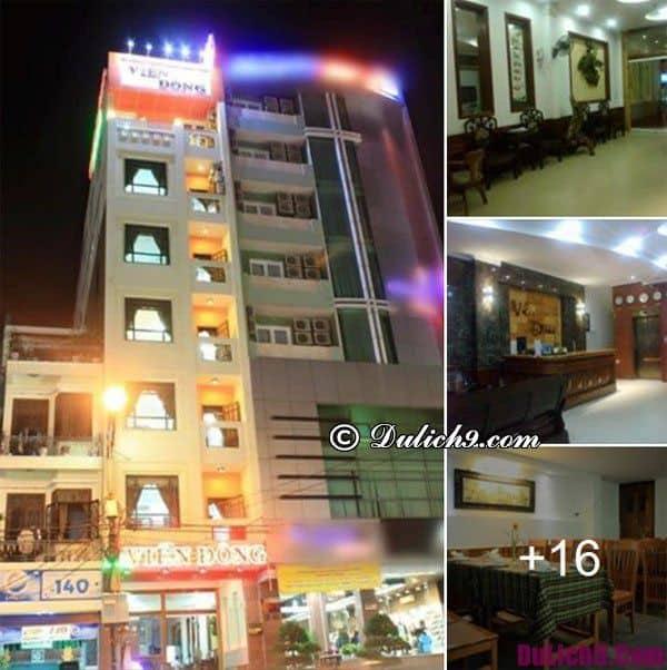 Khách sạn giá rẻ ở Đã Nẵng, vị trí gần trung tâm, thân thiện, sạch sẽ nên ở