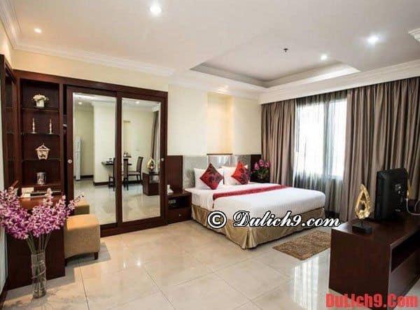 Khách sạn Hope Land - Giá rẻ, tiện nghi, sạch đẹp và thân thiện ở Bangkok