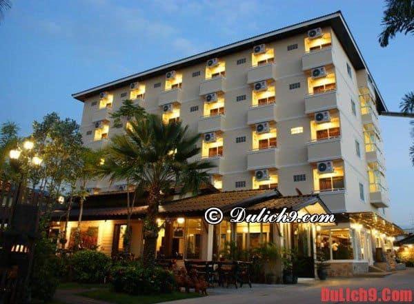 Khách sạn Thong Ta, một khách sạn đẹp, tiện nghi, giá rẻ ở Bangkok