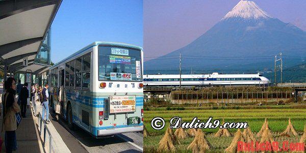 Mách bạn những kinh nghiệm thú vị khi du lịch Nhật Bản