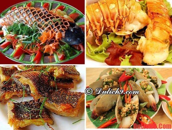 Kinh nghiệm du lịch đảo Cát Bà về ẩm thực