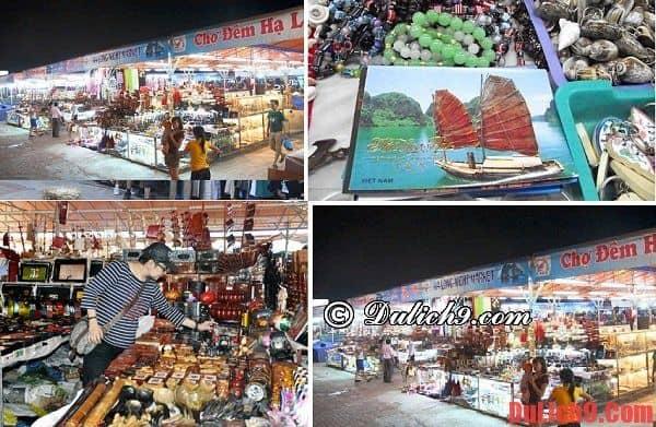 4 địa điểm mua sắm khi du lịch Hạ Long tốt nhất