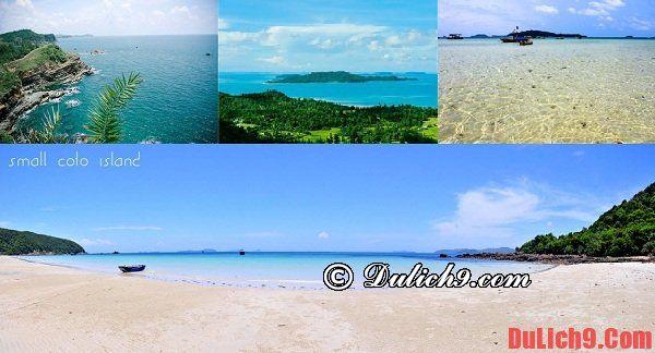 Những điểm du lịch biển tuyệt nhất hè. Những bãi biển đẹp nên tới vào mùa hè