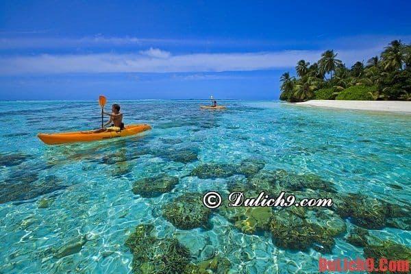Những bãi biển đẹp nên du lịch trong hè 2015