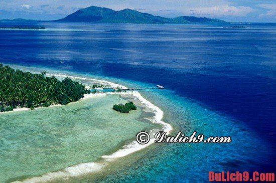 NHững điểm du lịch nổi tiếng nên đến trong hè 2015