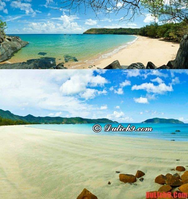 Du lịch biển Côn Đảo, trải nghiệm nên thử trong mùa hè. Mùa hè đi bãi biển nào du lịch đẹp, lý tưởng nhất?