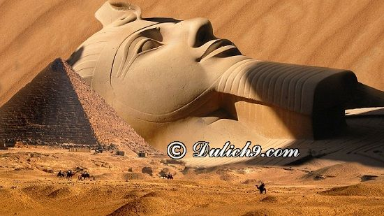 Địa điểm tham quan nổi tiếng ở Ai Cập/ Du lịch Ai Cập có gì hay? Hướng dẫn du lịch Ai Cập tự túc