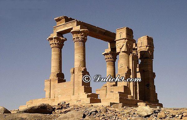 Thời điểm thích hợp du lịch Ai Cập/ Nên đi Ai Cập khi nào? Hướng dẫn tour du lịch Ai Cập giá rẻ
