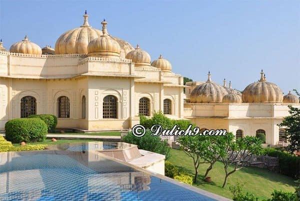 Nên ở đâu khi du lịch Ấn Độ/ Thuê khách sạn tại Ấn Độ: Kinh nghiệm du lịch Ấn Độ từ A-Z