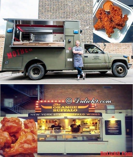 Tìm hiểu những tiệm ăn đường phố hấp dẫn khi du lịch Anh