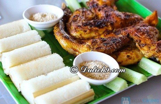 Ăn gì ngon khi du lịch Ao Vua/ Thưởng thức đặc sản Ao Vua - Kinh nghiệm ăn uống khi du lịch Ao Vua