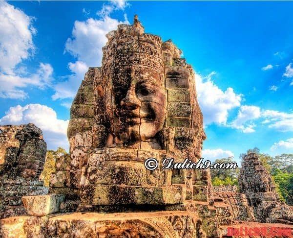 Hướng dẫn du lịch Campuchia chi tiết - Kinh nghiệm đi Campuchia