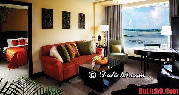 Nhà nghỉ, khách sạn khi du lịch Campuchia