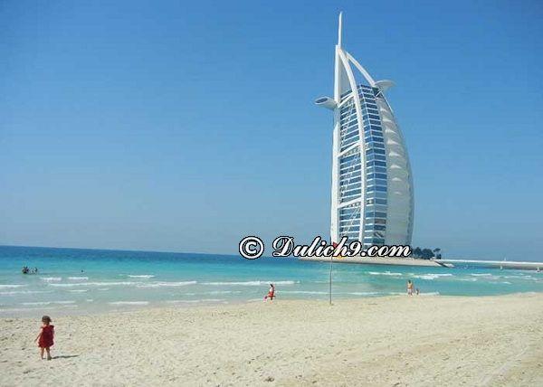 Kinh nghiệm du lịch Dubai tự túc, giá rẻ: Hướng dẫn du lịch Dubai chi tiết