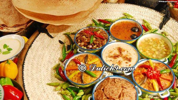 Kinh nghiệm ăn uống ở Dubai/ Ăn gì ở đâu tại Dubai? Hướng dẫn đi lại, tham quan, ăn uống khi du lịch Dubai