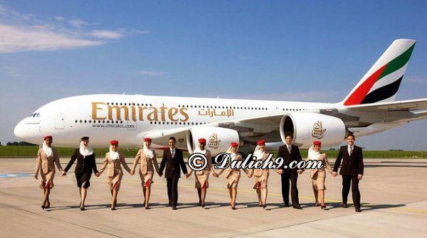 Phương tiện di chuyển tới Dubai/ Cách di chuyển tới Dubai: Hướng dẫn mua vé máy bay đi Dubai