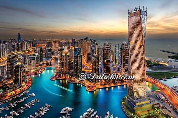 Khách sạn ở Dubai/ Nên ở đâu khi đi du lịch Dubai? Khách sạn ở Dubai vị trí đẹp, tiện nghi đầy đủ