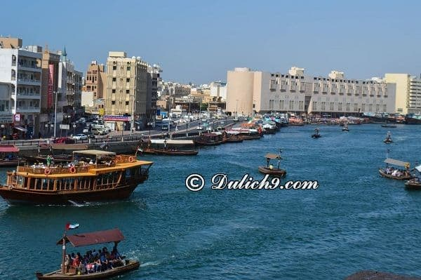 Các điểm đến nổi tiếng ở Dubai/ Đi đâu, chơi gì khi du lịch Dubai? Kinh nghiệm du lịch Dubai tự túc