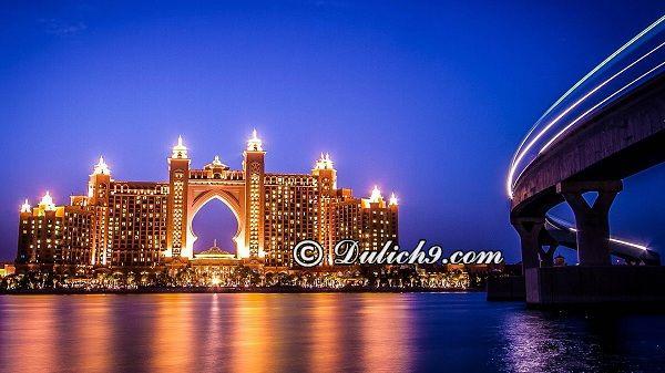 Các điểm đến nổi tiếng ở Dubai/ Đi đâu, chơi gì khi du lịch Dubai? Tư vấn lịch trình tham quan, vui chơi, ăn uống khi du lịch Dubai