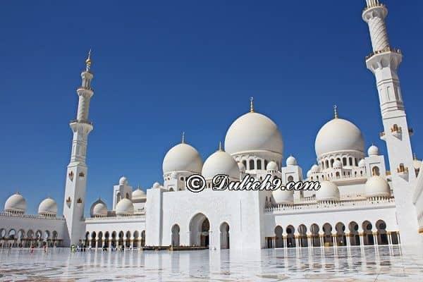 Các điểm đến nổi tiếng ở Dubai/ Đi đâu, chơi gì khi du lịch Dubai? Hướng dẫn tour du lịch Dubai giá rẻ