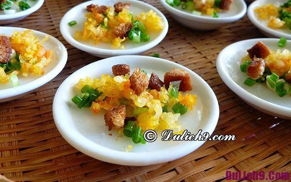 Những món ăn ngon ở Hội An