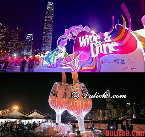 Những lễ hội đặc sắc nổi tiếng ở Hồng Kông