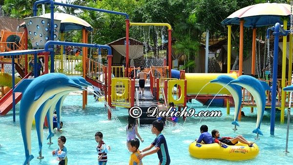 Công viên giải trí độc đáo nhất Malaysia