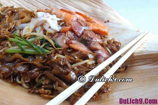 Món ăn truyền thống ở Malaysia