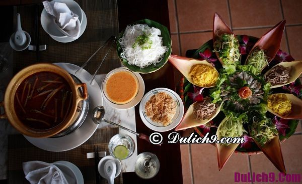 Ăn uống khi du lịch Mũi Né/Món ăn ngon ở Mũi Né