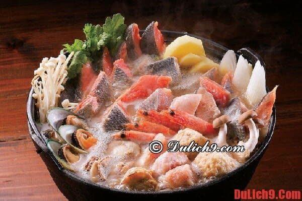 Món ngon Nhật Bản mê hoặc du khách