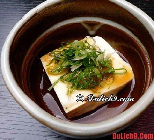 Du lịch Nhật Bản qua những món ngon nổi tiếng